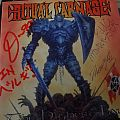 "Other Collectable - Ritual Carnage ""The Highest Law"" signed CD"