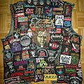Slayer - Battle Jacket - Oldschool Kutte