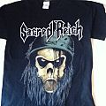 Sacred Reich - TShirt or Longsleeve - Sacred Reich - Violent Solutions 2012 tour shirt
