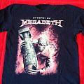 Megadeth - TShirt or Longsleeve - Arsenal of Megadeth shirt