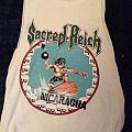 Sacred Reich - Vintage Surf Nicaragua TShirt or Longsleeve