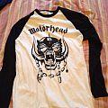 Motörhead baseball shirt