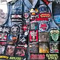 Power Thrashing Vest Battle Jacket
