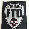 Flotsam And Jetsam - Patch - Official Flotsam and Jetsam patch