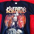 Kreator - TShirt or Longsleeve - Kreator 2010 tour shirt