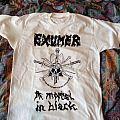 Exumer - TShirt or Longsleeve - Exumer - A mortal in black