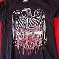Slayer - TShirt or Longsleeve - Slayer - Hate Worldwide 2011 tour shirt