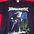 Megadeth - TShirt or Longsleeve - Megadeth - Tour shirt 2009
