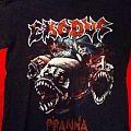 Exodus - TShirt or Longsleeve - Exodus - Piranha 2011 tour shirt