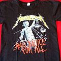 Metallica - TShirt or Longsleeve - Metallica - ... And Justice For All shirt (strange colors)