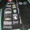 The begining of a Battle Jacket