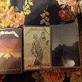 Other Collectable - Metallica cassettes