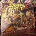 Other Collectable - Municipal Waste - The Fatal Feast: Waste In Space lp