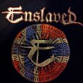 Enslaved 2014 tour shirt with pick & patch