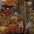 Iron Maiden - Somewhere In Time lp