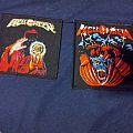 Helloween patches for trade