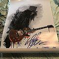Guns N' Roses - Slash poster