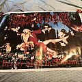 Cradle of Filth - Beauty Slept In Sodom poster Other Collectable