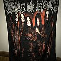 Cradle of Filth - Five Pointed Stars flag