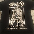 Tormentor - The Tyrant of Transylvania shirt