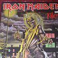 Iron Maiden - Killers LP 1st press