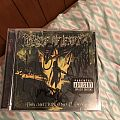 Cradle of Filth - Damnation and a Day cd singed by band