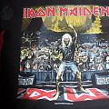Iron Maiden - Brave New World Los Angeles 2000 event shirt
