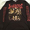 Incantation - Profane Nexus North American tour 2017 longsleeve