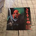 Sodom - In the Sign of Evil LP 1st press