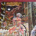 Iron Maiden - Somewhere In Time LP 1st press