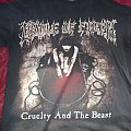 Cradle of Filth - Cruelty and the Beast shirt