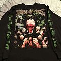 Cradle of Filth - Canvas For a Lick of Pain longsleeve