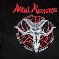 Vital Remains - North American Infernus tour 2016