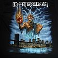 Iron Maiden - The Book of Souls NYC Event shirt