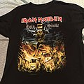 Iron Maiden - Holy Smoke shirt