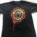 Guns N' Roses - Not In This Lifetime European tour 2018 shirt