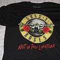 Guns N' Roses - Not In This Lifetime tour 2016 shirt