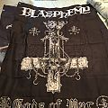 Blasphemy - Gods of War flag Other Collectable