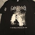 Graveland - In the Glare of Burning Churches shirt