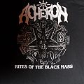 Acheron - Rites of the Black Mass shirt
