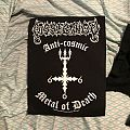 Dissection - Anti-Cosmic Metal of Death backpatch