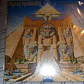 Iron Maiden - Other Collectable - Iron Maiden - Powerslave LP first press