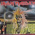 Iron Maiden - S/T LP 1st press