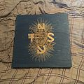 Nokturnal Mortum/Graveland - The Spirit Never Dies blue wooden box