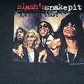 Slash's Snakepit - Ain't Life Grand tour 2000 shirt