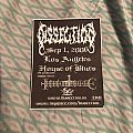 Dissection - Los Angeles 2006 flyer