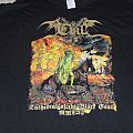 Evil - Cathedral of the Black Goat event shirt