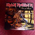 Iron Maiden - Piece of Mind LP reissue