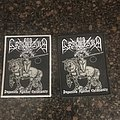 Graveland - Paganism Against Christianity patches