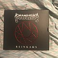 Dissection - Reinkaos slipcase CD red hendecagram